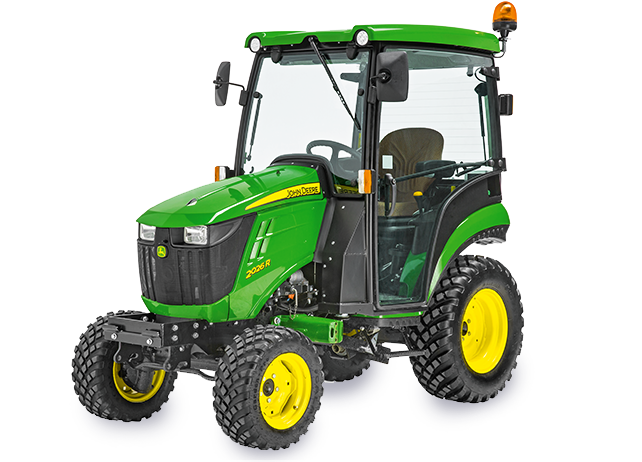 2026R Tracteurs compacts