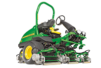 Tondeuse de fairways 8000A E-Cut hybride