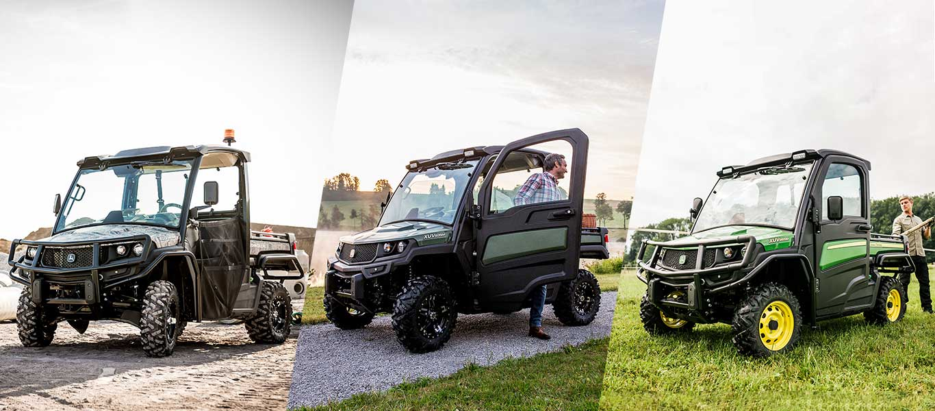 Gator Utility Vehicles Packages