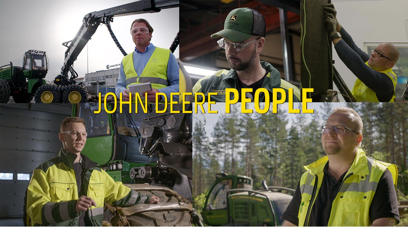 John Deere People