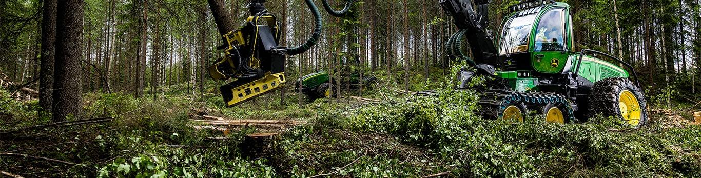 Pièces pour Matériels forestiers