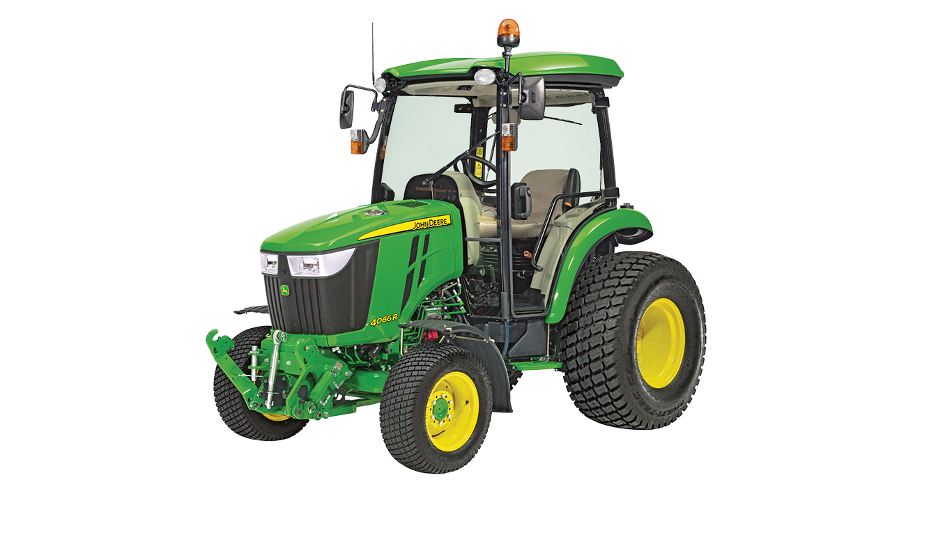 Tracteurs utilitaires compacts 4066R