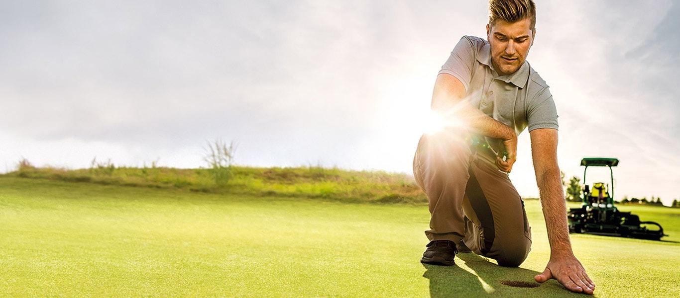 Golf et sports