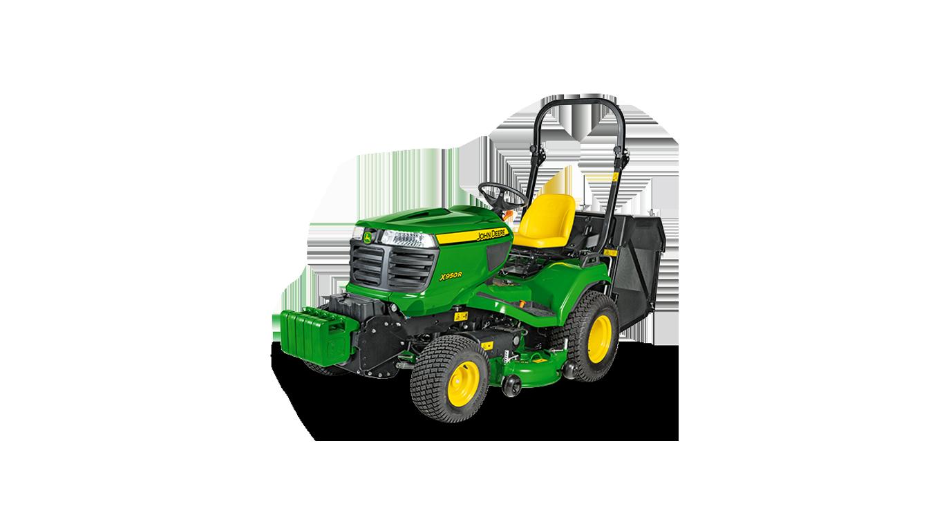 x950r | tracteurs de jardin | john deere fr
