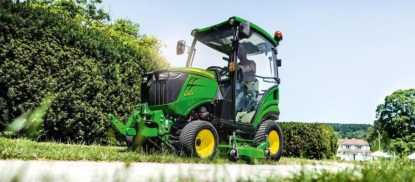 Série1, 1026R, tracteurs utilitaires compacts