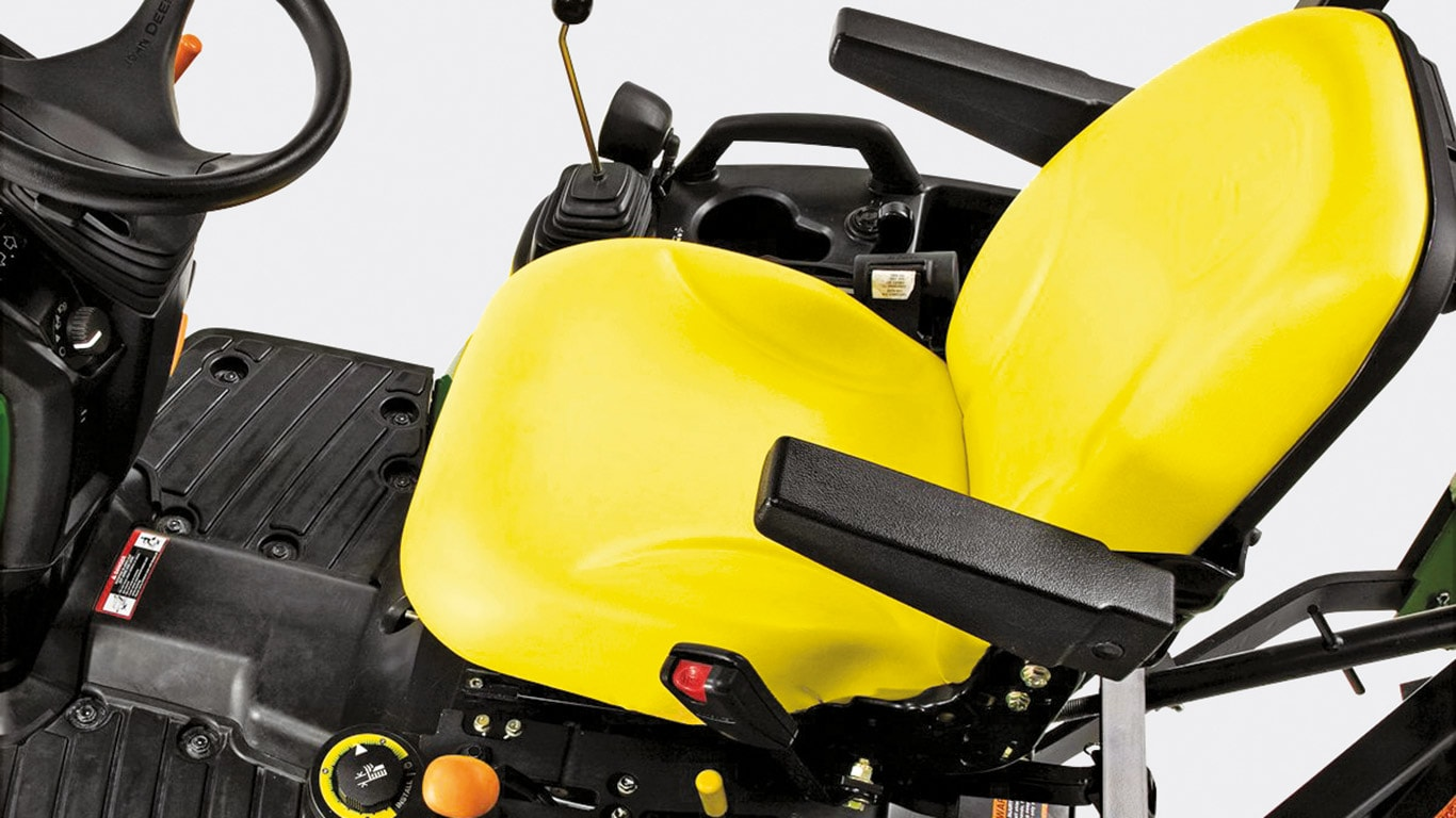 1 Series, 1026R, Compact Utility Tractors, Tilt Steering