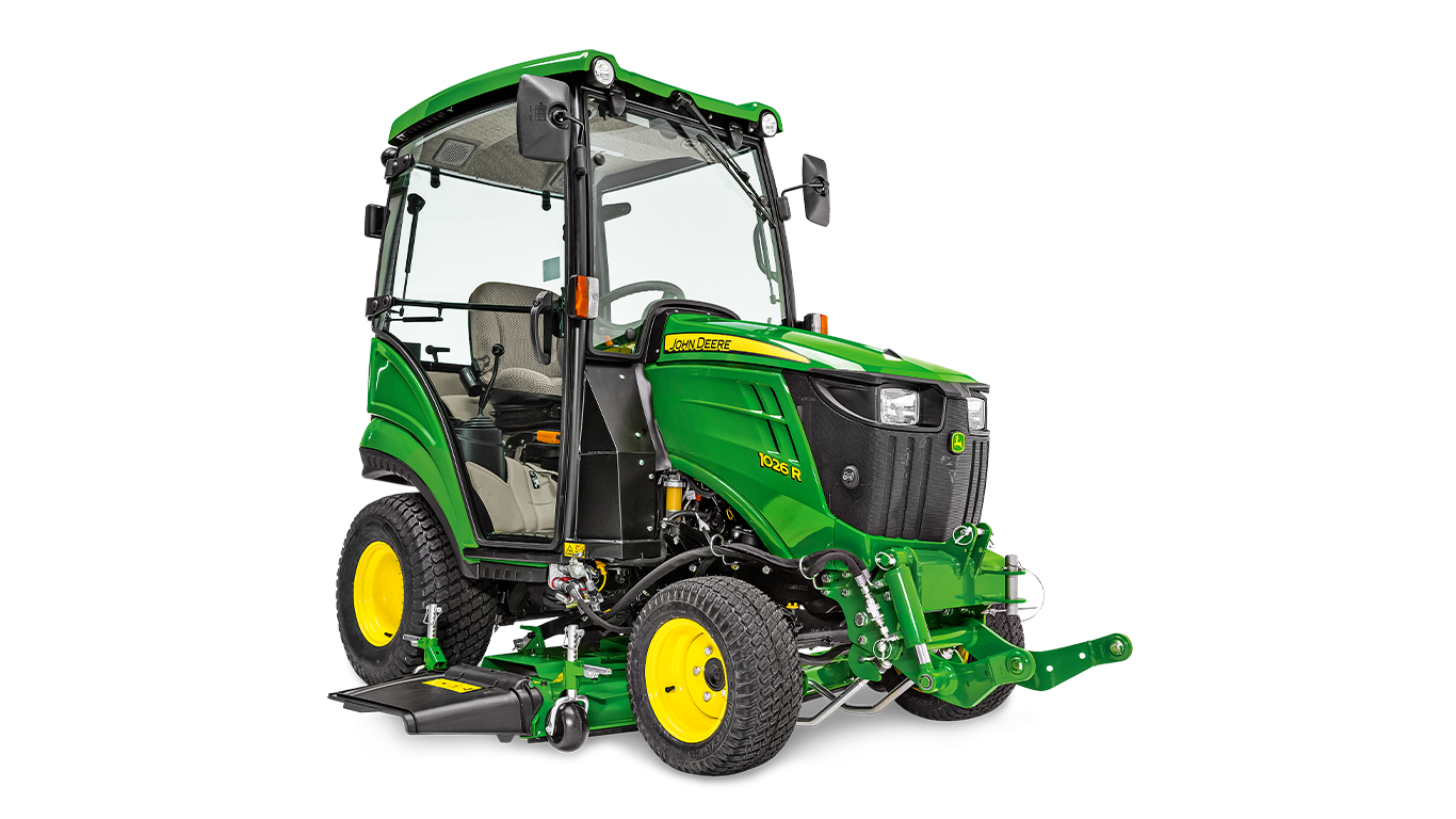 Compact Utility Tractor 1026R