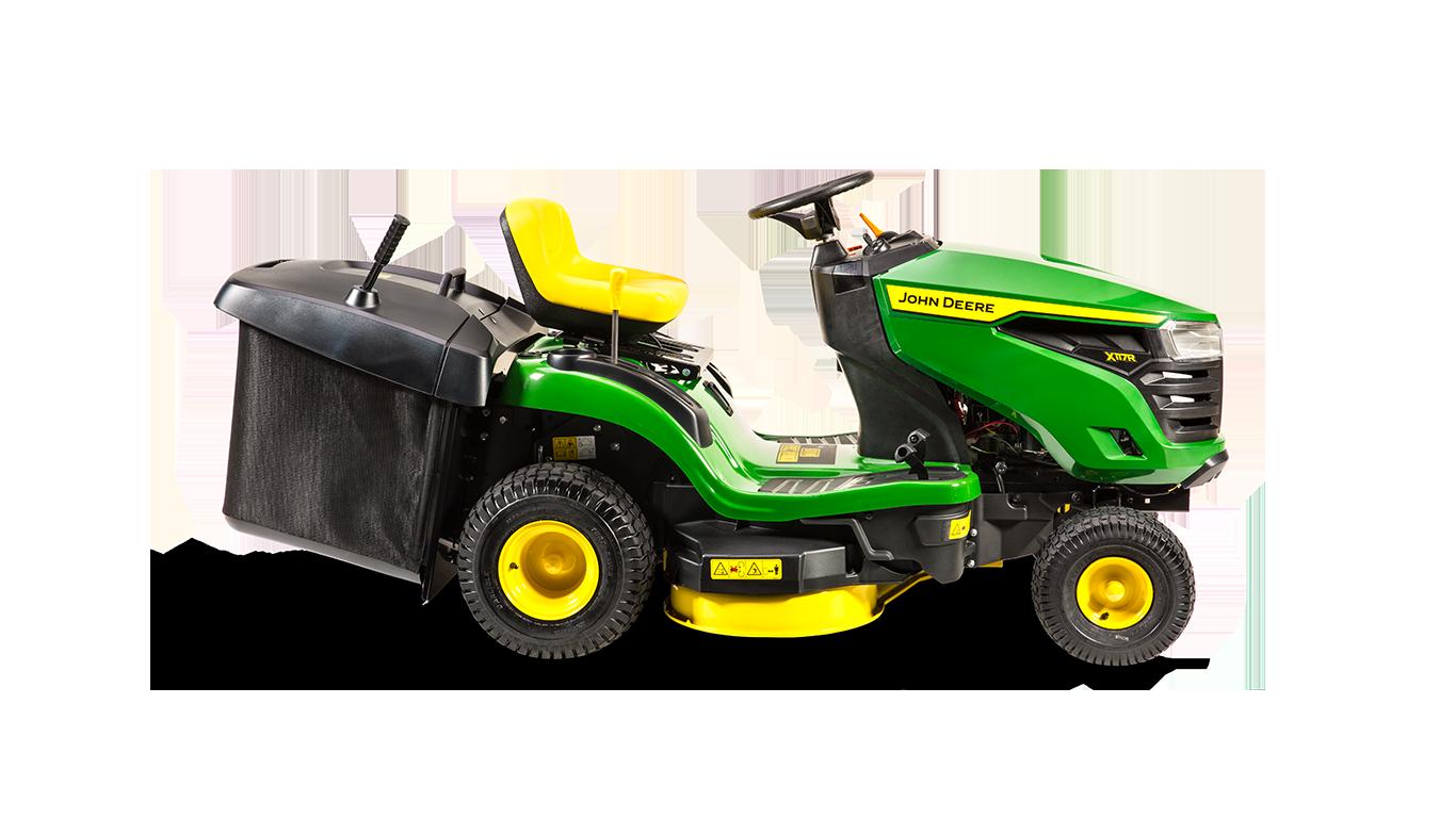 Lame Mulching adaptable pour John Deere CR125 Tracteur de pelouse
