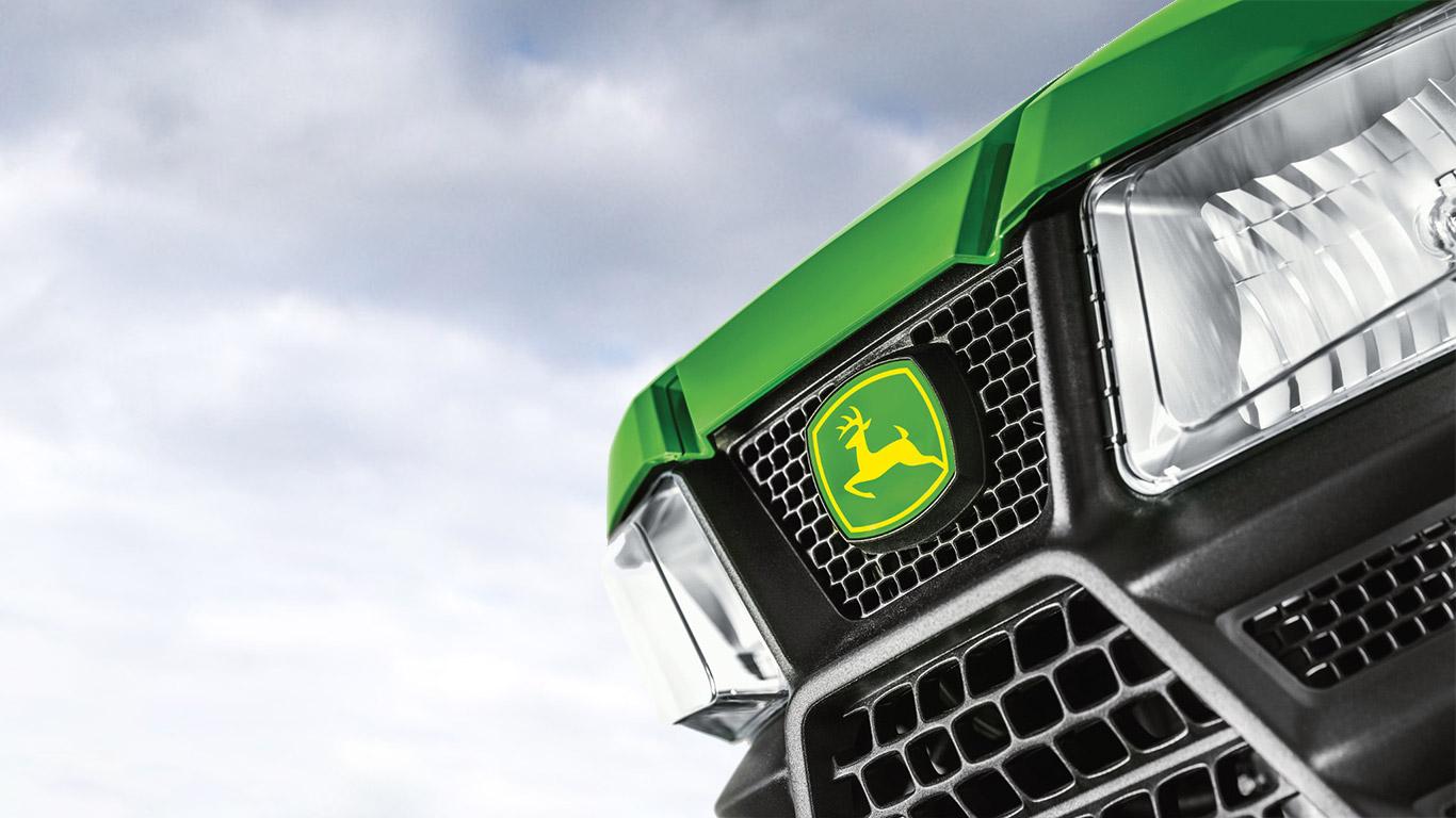 Tondeuses autoportées, série X300> En-tête: Pourquoi choisir JohnDeere?