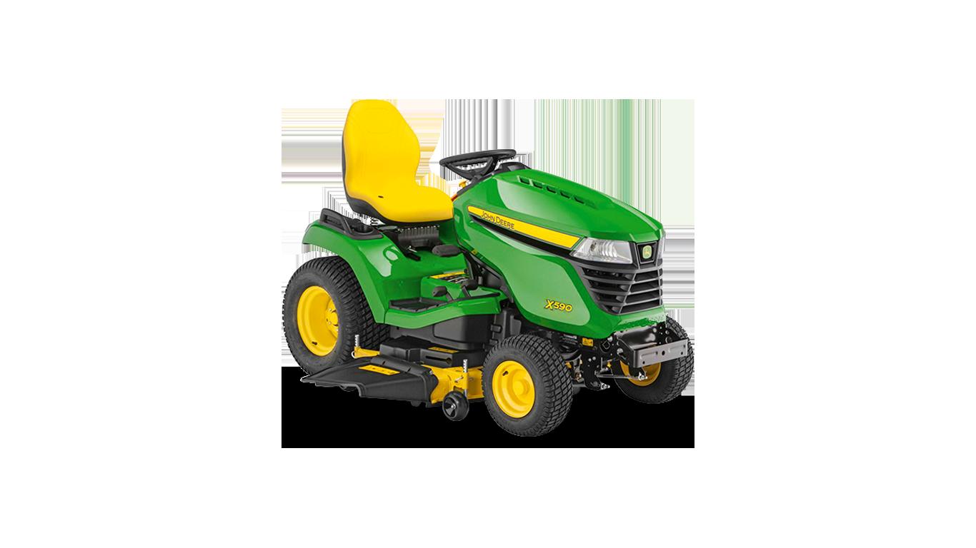 x590 s rie x500 tondeuses autoport es et tracteurs de. Black Bedroom Furniture Sets. Home Design Ideas