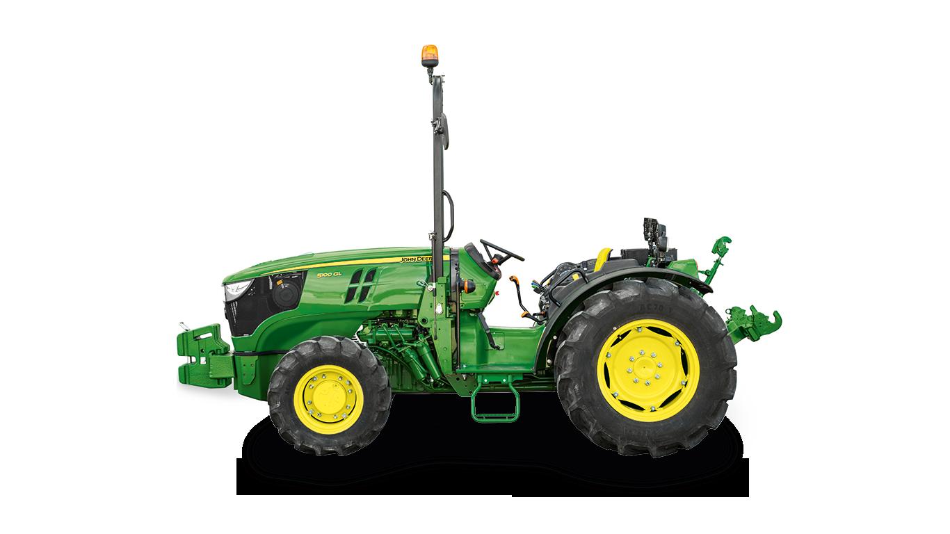 5090GL   Tracteurs Spécialisés série 5G Tier IIIB   John Deere FR 3c48b7ce677