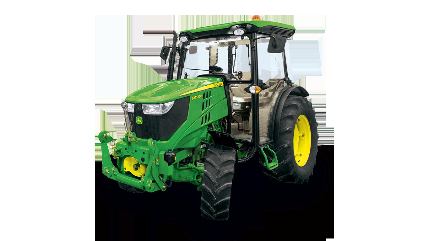 5075GN   Tracteurs Spécialisés série 5G Tier IIIB   John Deere FR 50ad0df726c