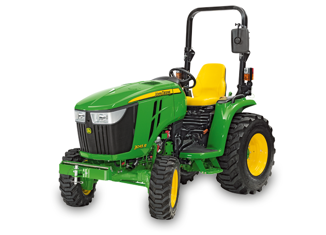 TRACTEURS COMPACTS 3045R